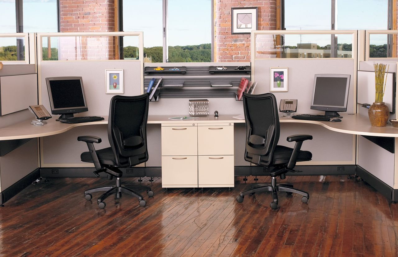 AO2 S4 - Workstations / Cubicles