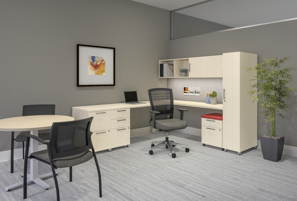 Calibrate Private Office with Table Looks Likeatre Natick and Grafton 413180 - Calibrate